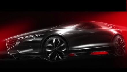 Mazda KOERU SUV concept heading to Frankfurt show