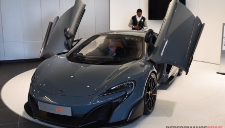 McLaren 675LT now on sale in Australia, already sold out (video)