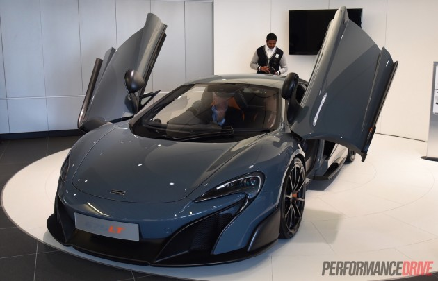 McLaren 675LT-PerformanceDrive