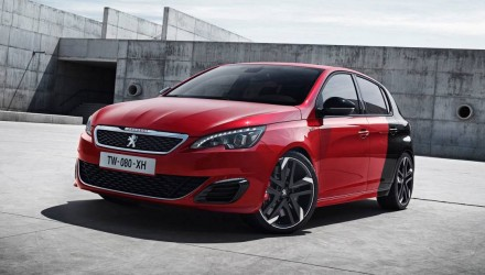 Peugeot 308 GTi on sale in Australia in February from $44,990