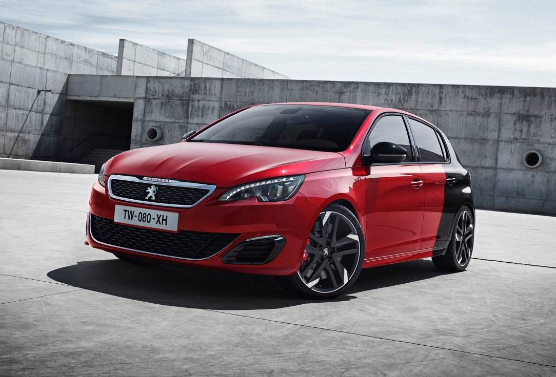 peugeot 308 gti confirmed for australia arrives 2016 performancedrive. Black Bedroom Furniture Sets. Home Design Ideas