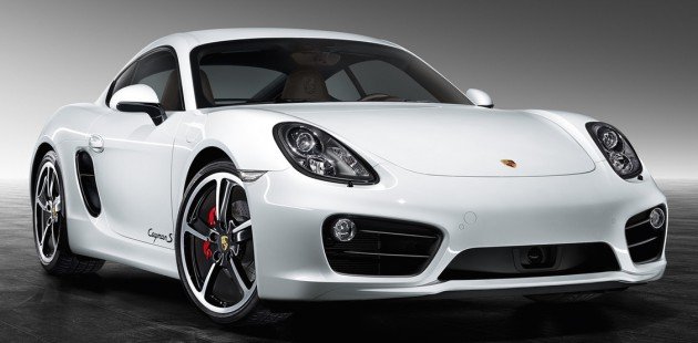 Porsche Exclusive Cayman S