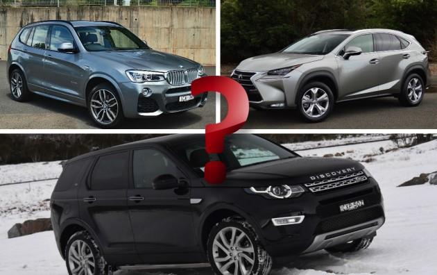 Premium SUV comparison-1