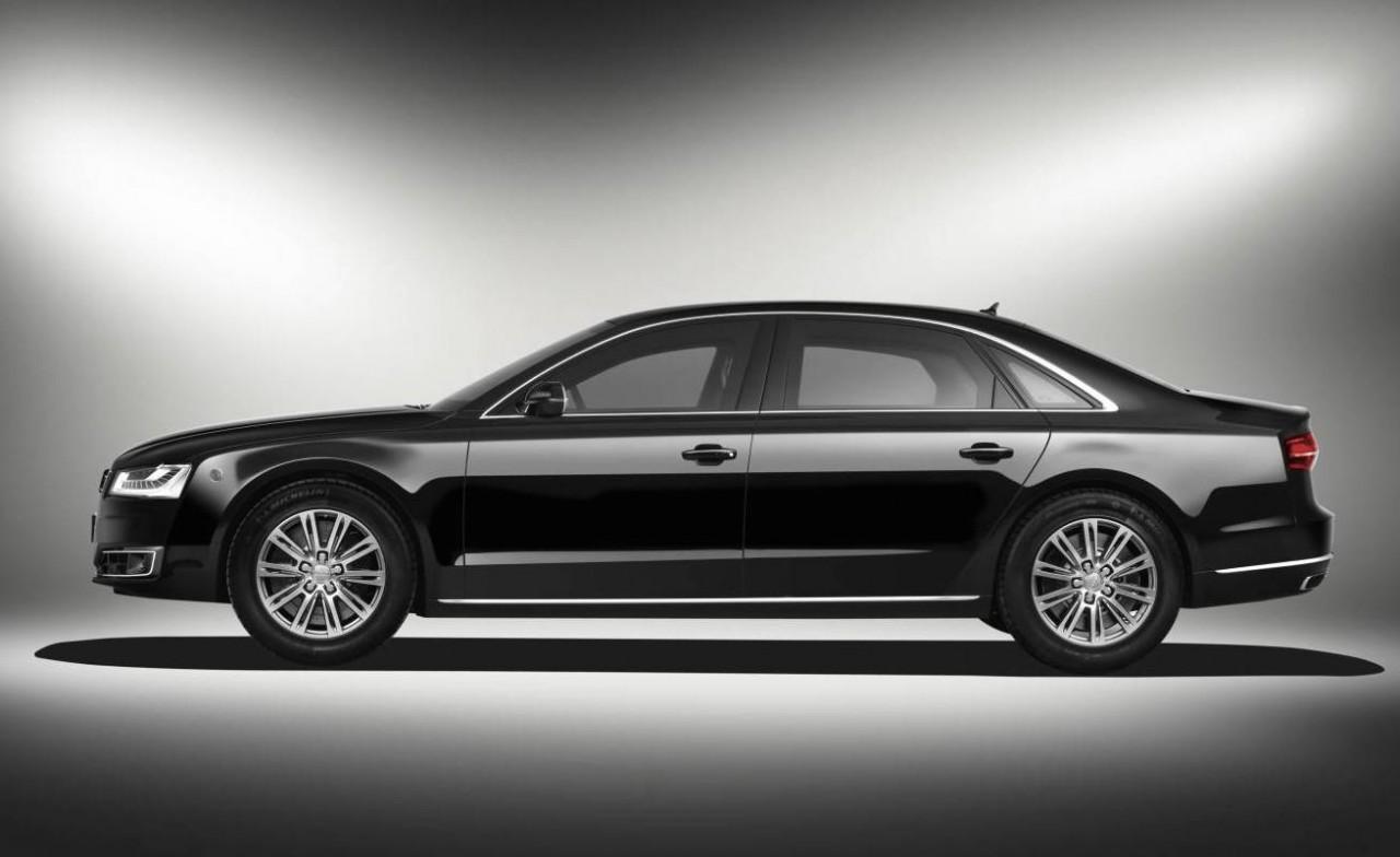 "2015 Audi A8 L Security Revealed, ""most Secure Audi Ever"