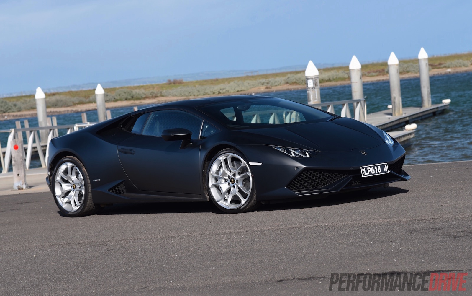 Lamborghini Huracan Lp610 4 Review Video Performancedrive