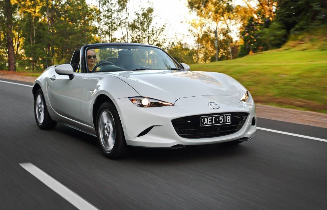 australian vehicle sales for august 2015 mx 5 off to great start performancedrive. Black Bedroom Furniture Sets. Home Design Ideas