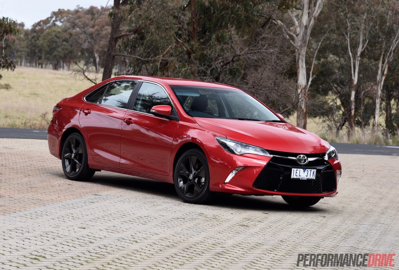 2015 Toyota Camry For Sale >> 2015 Toyota Camry Atara SX review (video) | PerformanceDrive