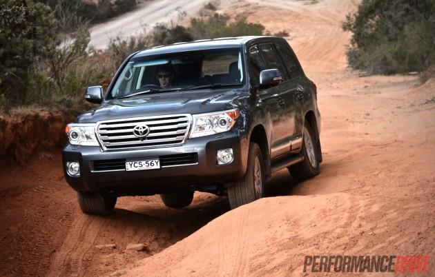 2015 Toyota LandCuiser Sahara diesel