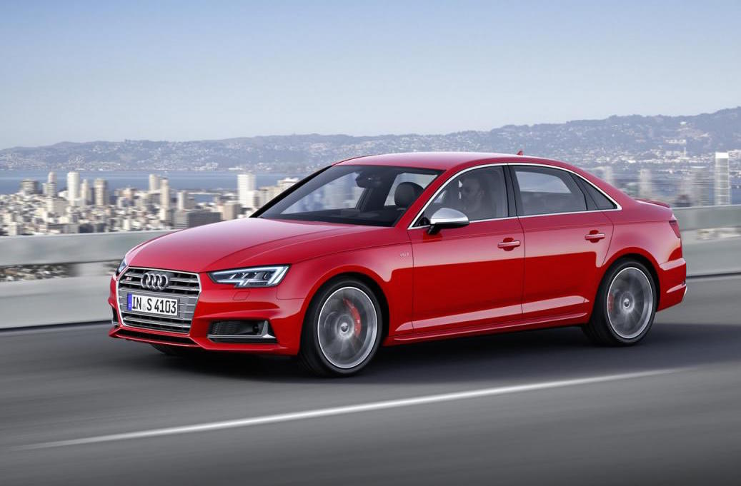 2016 audi s4 unveiled at frankfurt in australia q4 2016 performancedrive. Black Bedroom Furniture Sets. Home Design Ideas