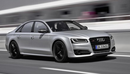 Audi S8 Plus revealed with bonkers performance
