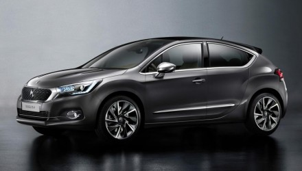2016 Citroen DS 4 & DS 4 Crossback revealed