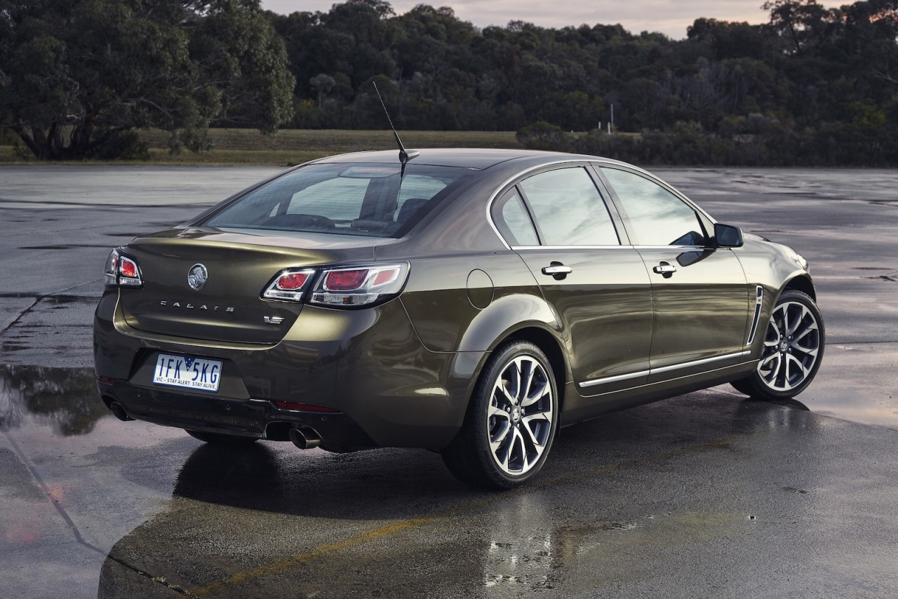 2016 Holden Commodore Vf Series Ii Unveiled 304kw Ls3