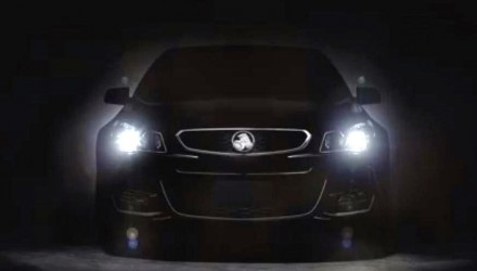2016 Holden Commodore VF II previewed for first time