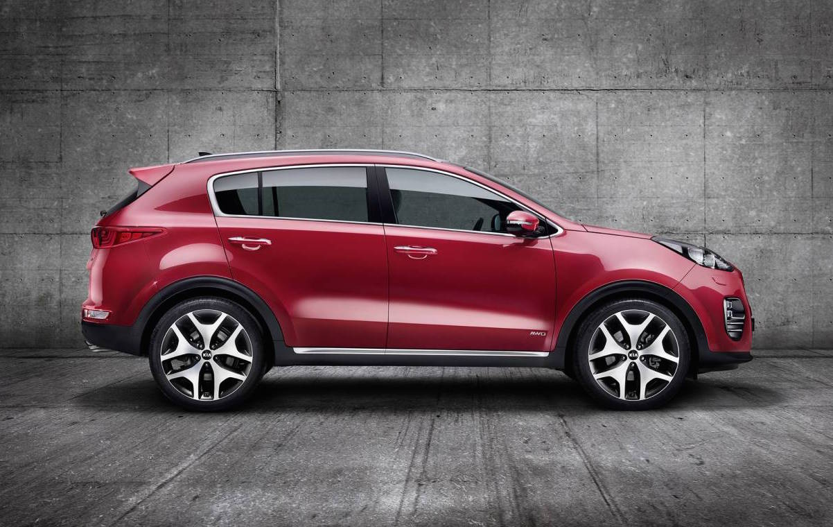 2016 kia sportage full details and specs announced performancedrive. Black Bedroom Furniture Sets. Home Design Ideas