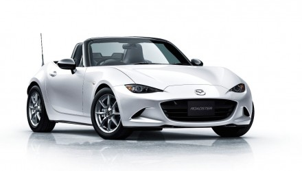 2016 Mazda MX-5 NR-A track-ready edition announced