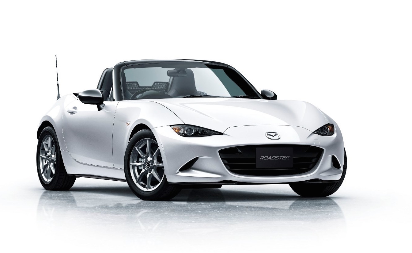 2016 mazda mx 5 nr a track ready edition announced performancedrive. Black Bedroom Furniture Sets. Home Design Ideas