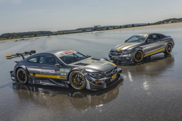 2016 Mercedes-AMG C 63 Coupe DTM-Edition 1
