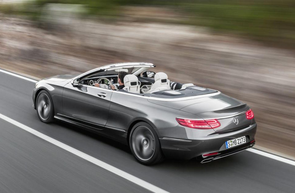 2016 mercedes benz s class cabriolet revealed performancedrive. Black Bedroom Furniture Sets. Home Design Ideas