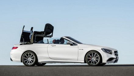 2016 Mercedes-Benz S-Class Cabriolet revealed