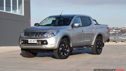 2016 Mitsubishi Triton review – GLS & Exceed (video)