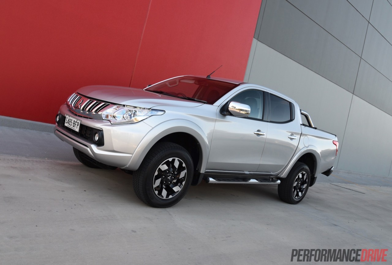 Amazing 2016 Mitsubishi Triton Review  GLS Amp Exceed Video