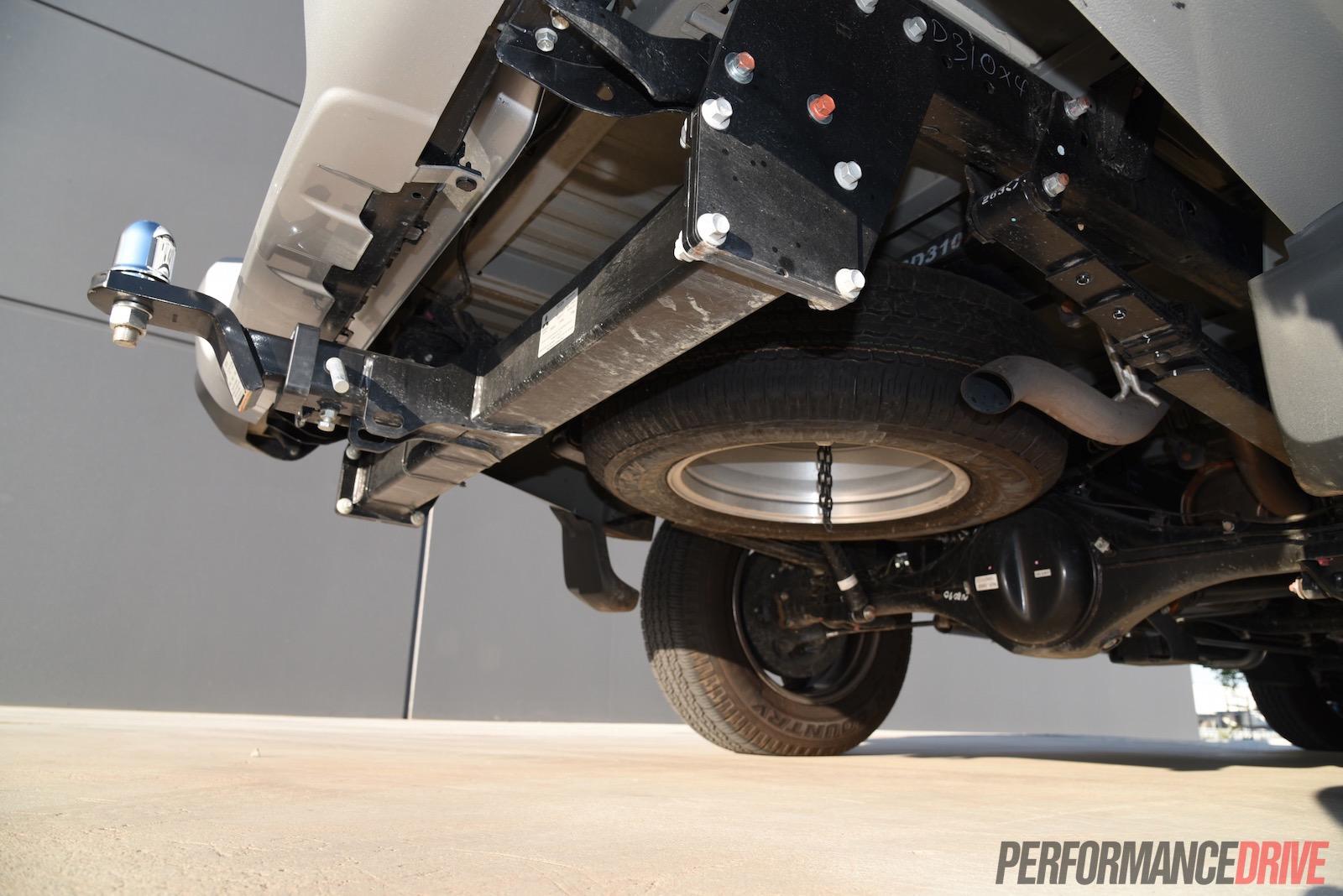 Mitsubishi triton review gls exceed video