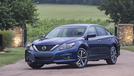 US-spec 2016 Nissan Altima revealed