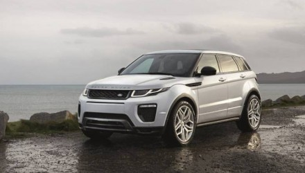 2016 Range Rover Evoque on sale in Australia from $51,995