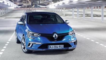 2016 Renault Megane revealed