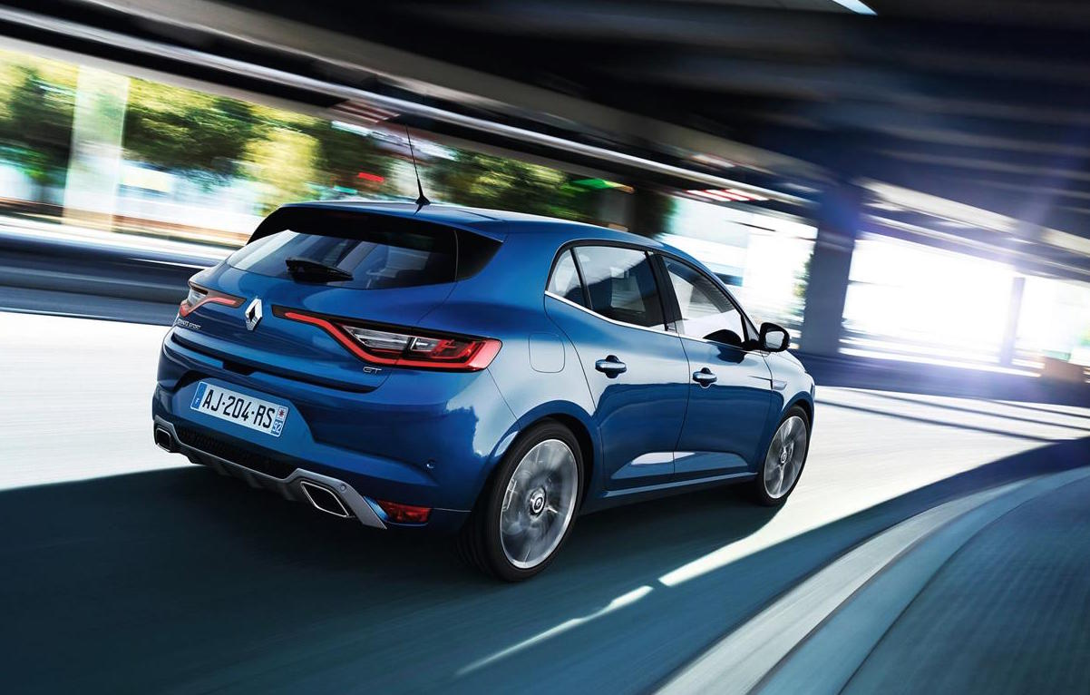 2016 renault megane revealed performancedrive. Black Bedroom Furniture Sets. Home Design Ideas