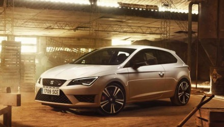 2016 SEAT Leon Cupra '290' update revealed, gets power boost