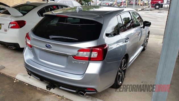 2016 Subaru Levorg-Australia-2
