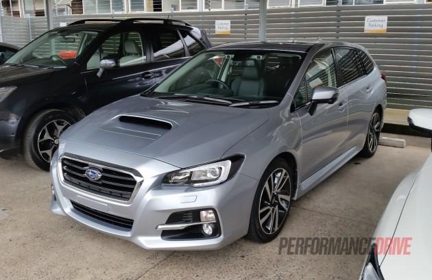 2016 Subaru Levorg-Australia-4