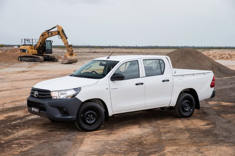 2016 Toyota HiLux on sale in Australia priced from $20,990 | PerformanceDrive