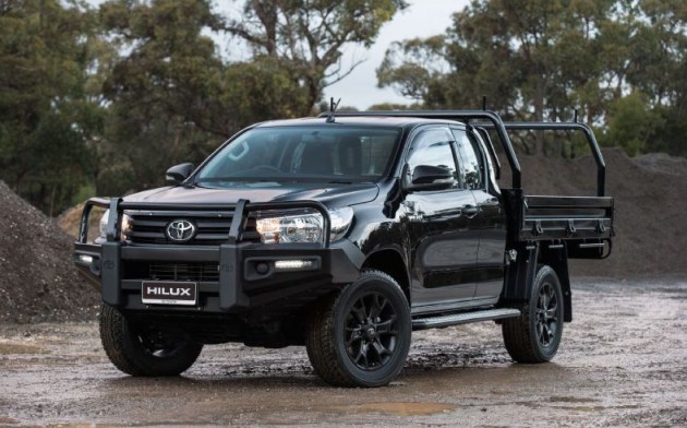 2016 Toyota HiLux accessories-single cab