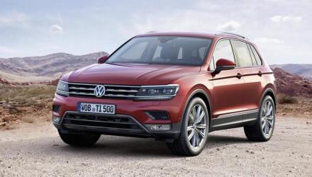 2016 Volkswagen Tiguan unveiled, 176kW TDI flagship confirmed