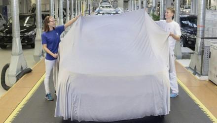 Next-gen Volkswagen Tiguan set for Frankfurt debut