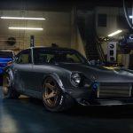 ADV.1 Datsun 280Z gets mean 2JZ engine conversion (video)