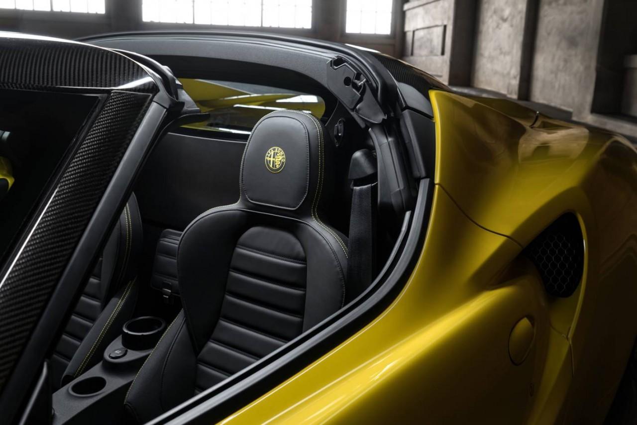 Alfa Romeo 4c Spider On Sale In Australia From 99 000 Performancedrive