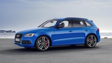 Audi SQ5 'plus' variant revealed; more power, same economy