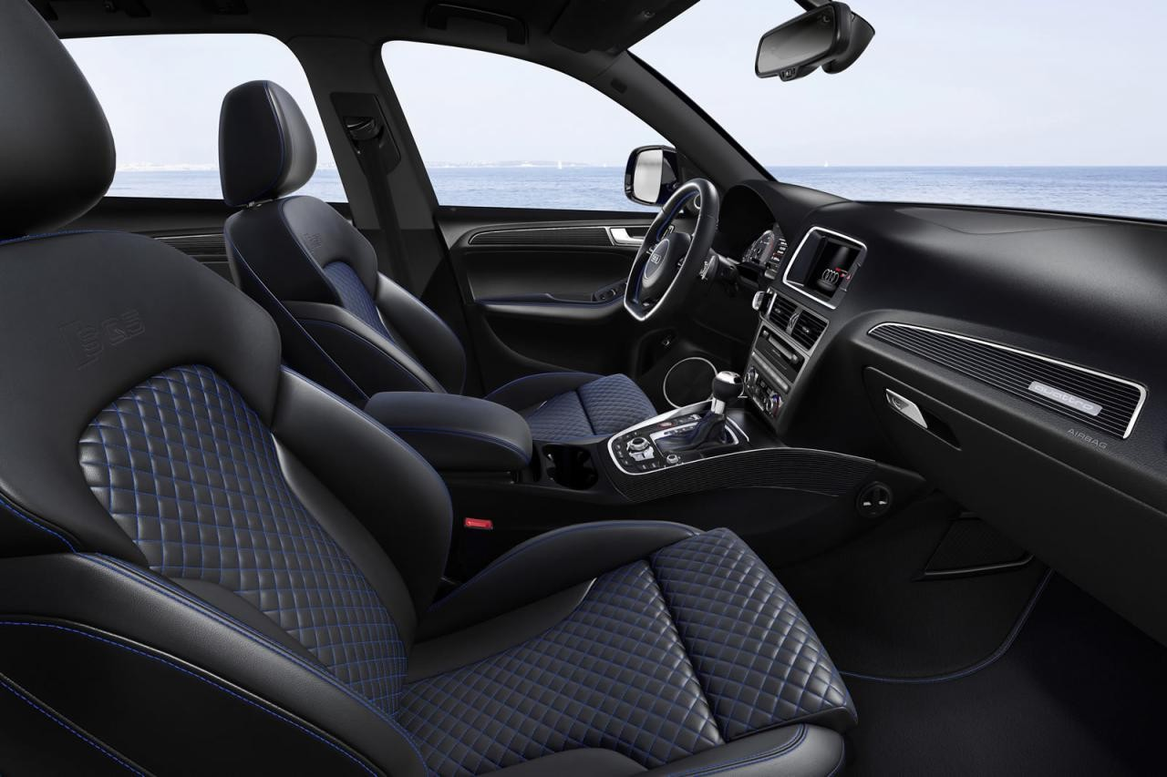 Audi Sq5 Plus Variant Revealed More Power Same Economy