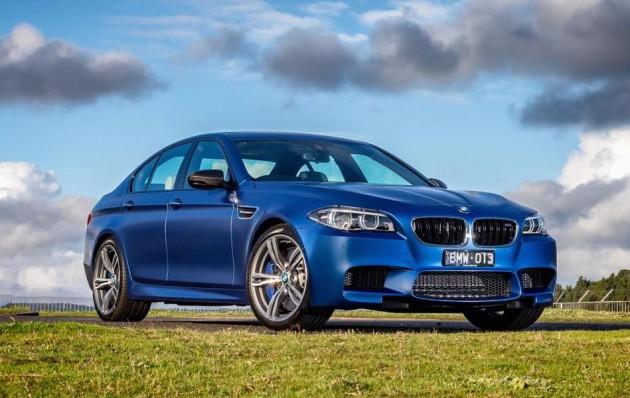 BMW M5 Pure