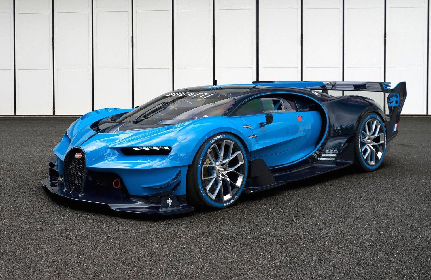 real life bugatti vision gran turismo looks insane performancedrive. Black Bedroom Furniture Sets. Home Design Ideas