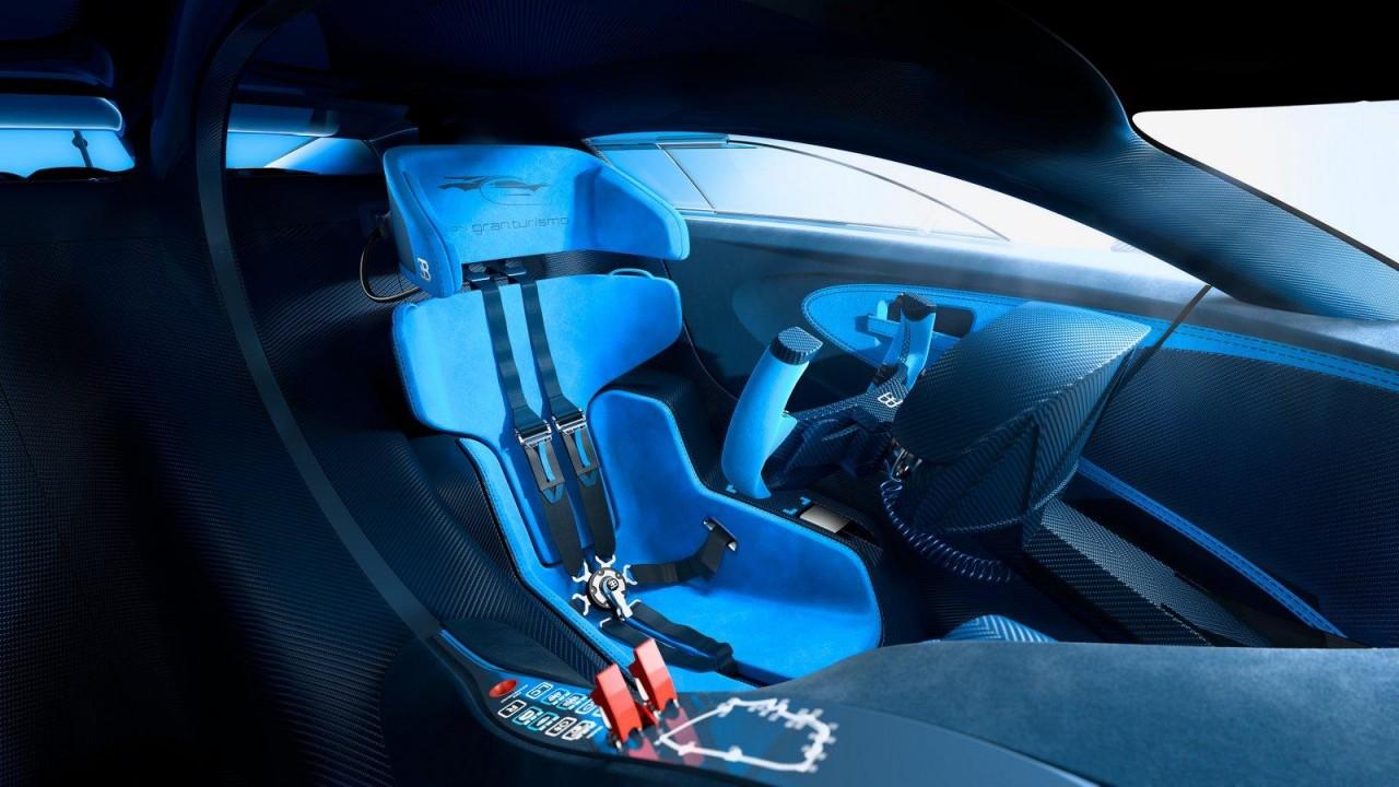 real life bugatti vision gran turismo looks insane. Black Bedroom Furniture Sets. Home Design Ideas