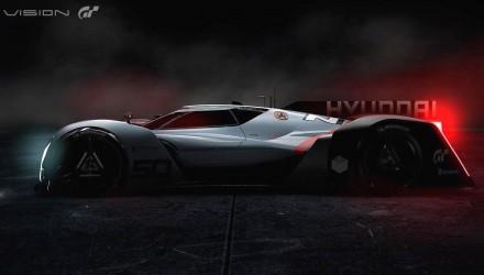Hyundai N 2025 Vision Gran Turismo previewed some more