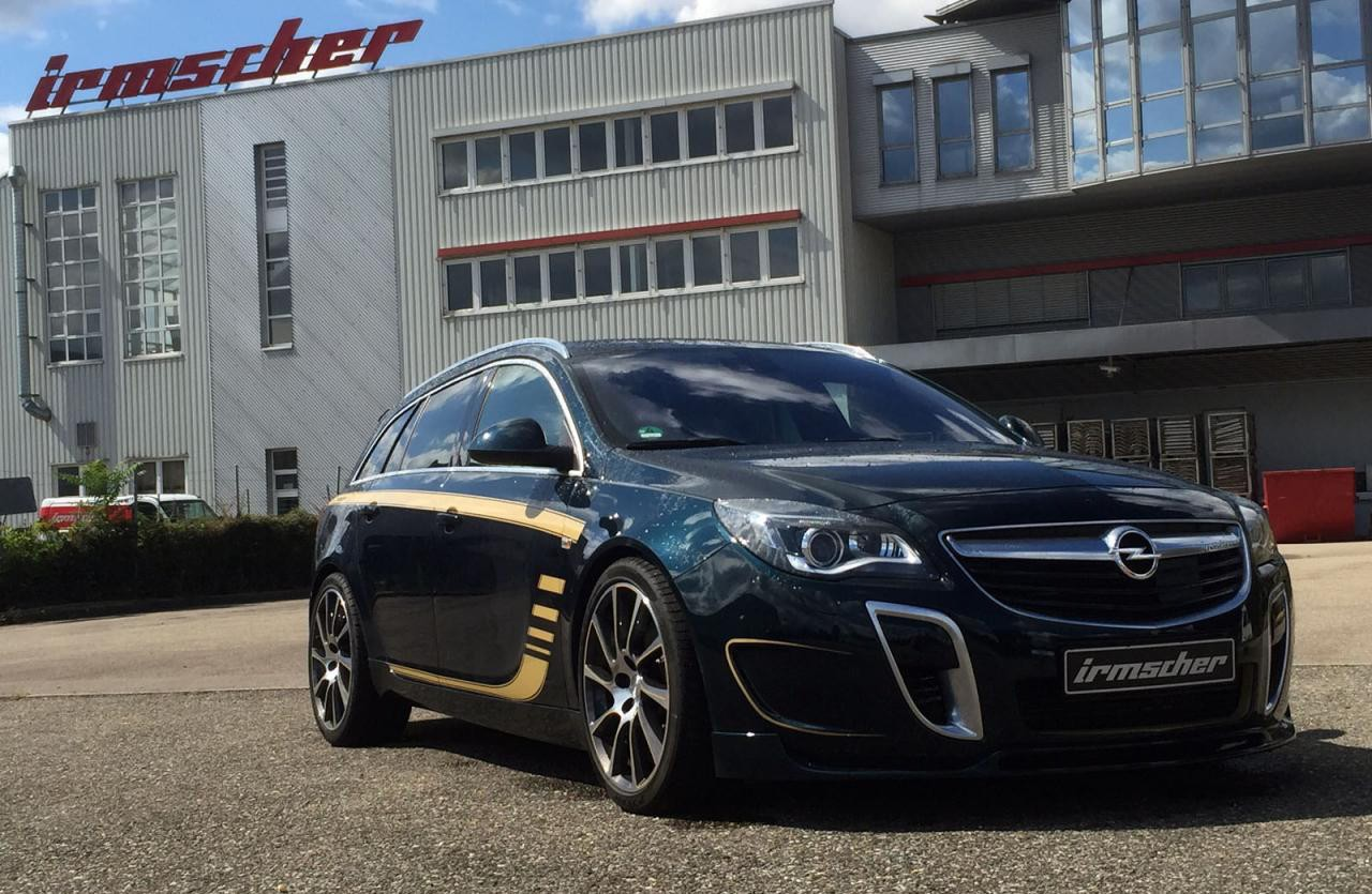 irmscher develops 39 is3 bandit 39 based on opel insignia opc performancedrive. Black Bedroom Furniture Sets. Home Design Ideas