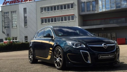 Irmscher develops 'is3 Bandit', based on Opel Insignia OPC