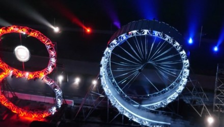 Video: Jaguar F-PACE performs record-breaking loop-the-loop