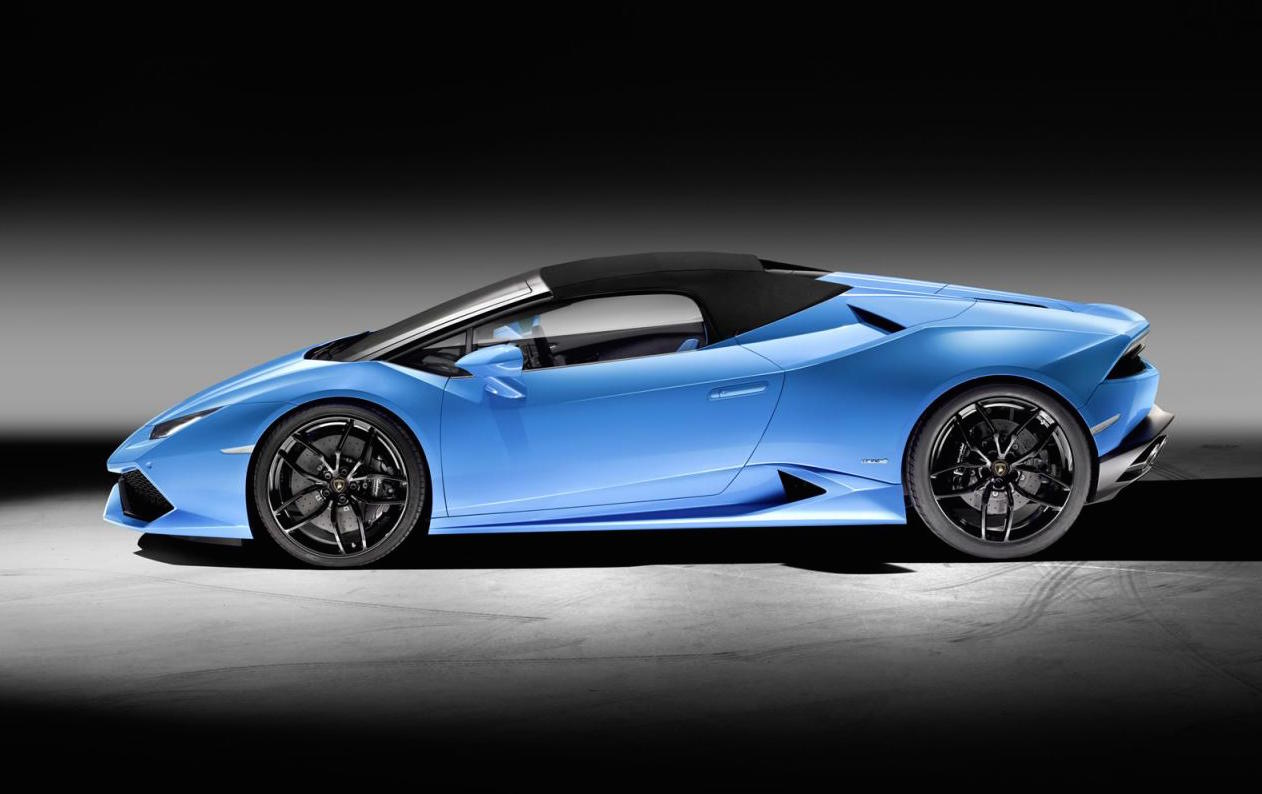 lamborghini huracan spyder revealed on sale in australia from 470 800 per. Black Bedroom Furniture Sets. Home Design Ideas
