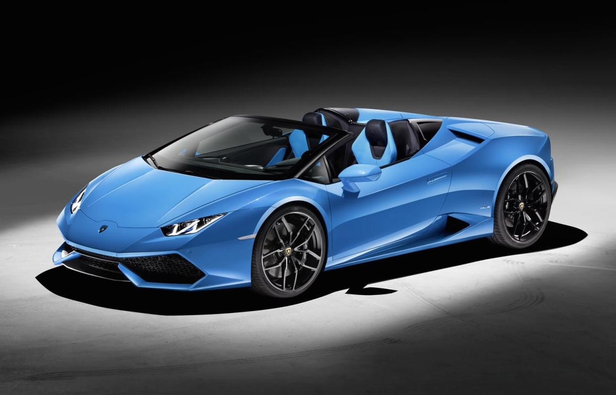 lamborghini huracan spyder revealed on sale in australia from 470 800 performancedrive. Black Bedroom Furniture Sets. Home Design Ideas